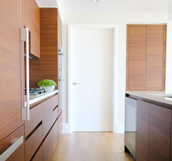 Modern Frameless Cabinets